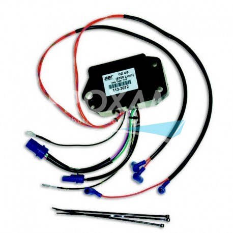 JOHNSON/EVINRUDE POWER PACK CD4/8