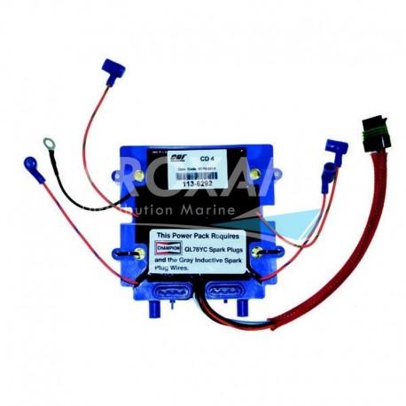 JOHNSON/EVINRUDE DIGITAL OPTICAL POWER PACK CD4 AL