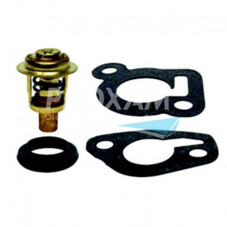 THERMOSTAT MERC. 6-25CH 2T