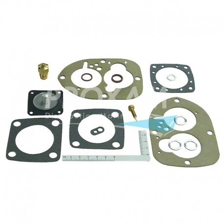 KIT CARBU SOLEX 44PA1 AQ115/125/130CD/131/145/151/170/171