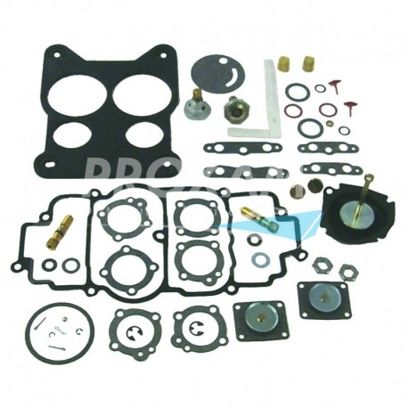 KIT CARBU HOLLEY 4/4011 VOLVO 740A