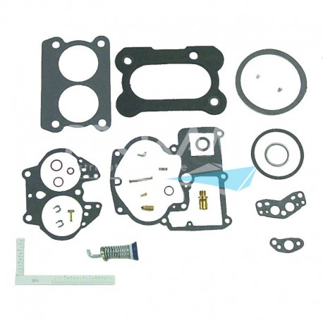 KIT CARBU ROCHESTER 2/2GC FORD L4 470/485 (1976-84)