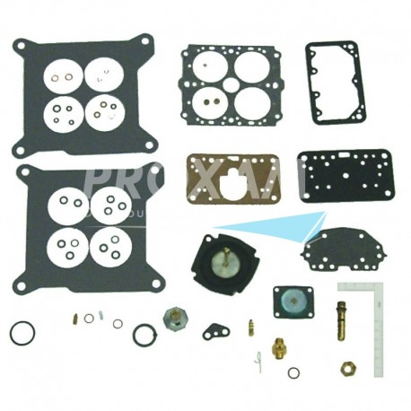KIT CARBU HOLLEY FORD V8 VOLVO 5,0L/5,8L FI/FL/FSI