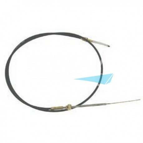 CABLE D'INVERSION EMBASE MERCRUISER