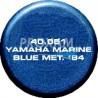 AEROSOL PEINTURE YAMAHA MARINE BLUE 400ML