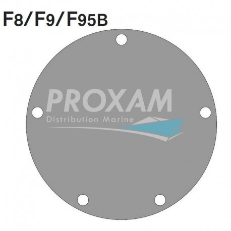 COUVERCLE F8/F9B-