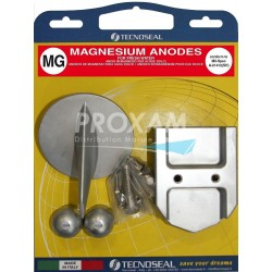 ANODES MG - KIT ALPHA ONE GEN I MG