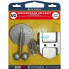 ANODES MAGNESIUM - KIT ALPHA ONE GEN I MG
