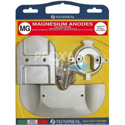 ANODES MG - KIT ALPHA ONE GEN II MG