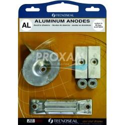 ANODES ALU - KIT HONDA 40-50C AL