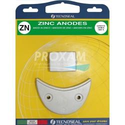 ANODES ZINC - KIT OMC V4-V6
