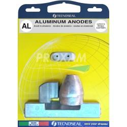ANODES ALU - KIT ETEC-G2 AL