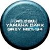 AEROSOL PEINTURE YAMAHA DARK GREY METAL 400ML