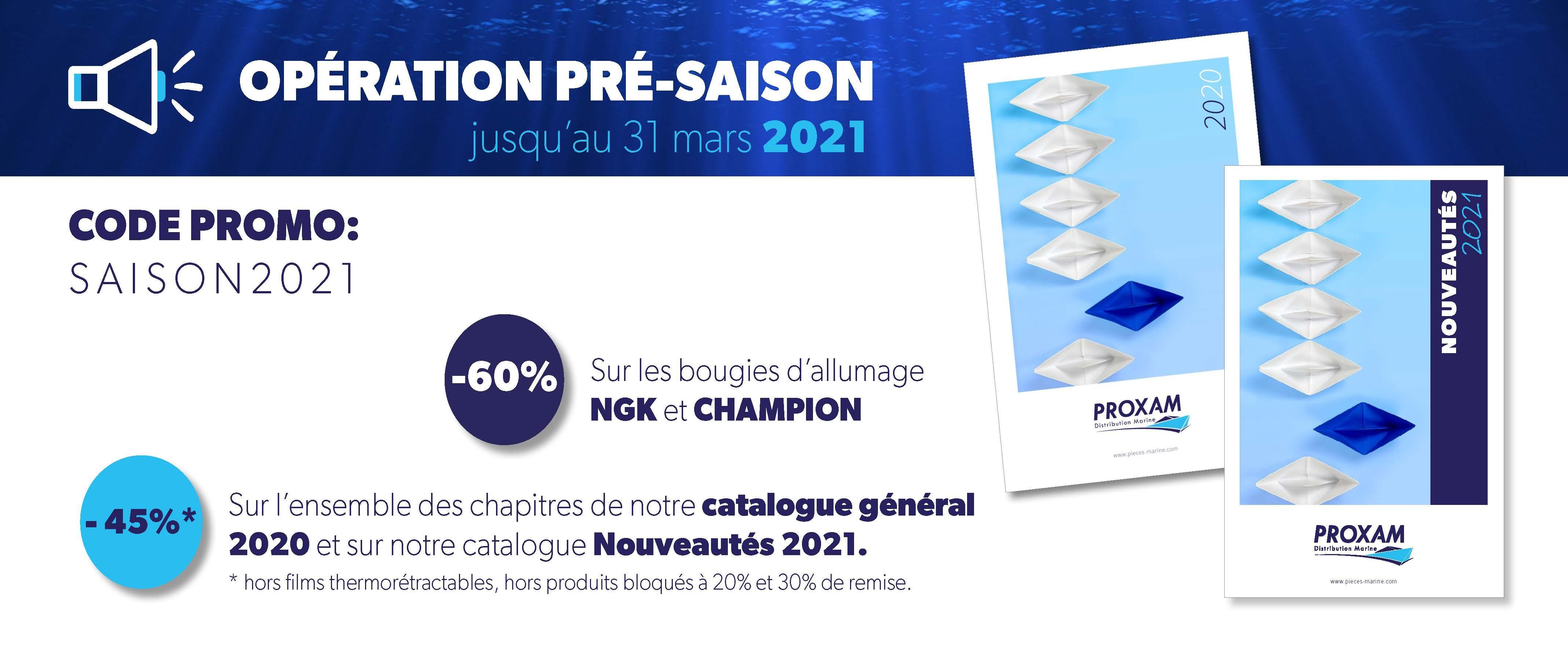 Présaison 2021